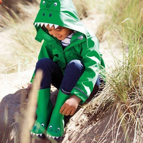 Crocodile Kid Outfit