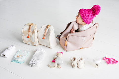 Essentials for a Baby Nappy Bag