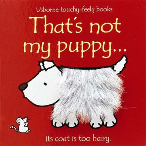 That's not my Puppy book cover