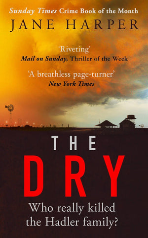 The Dry by Jane Harper Book