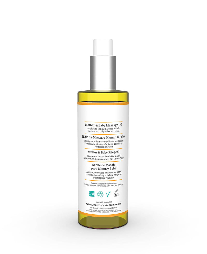 MOTHER & BABY MASSAGE OIL