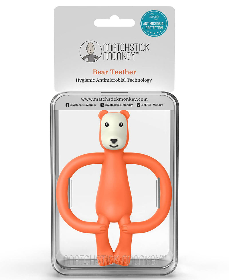 BRAMBLE BEAR TEETHER