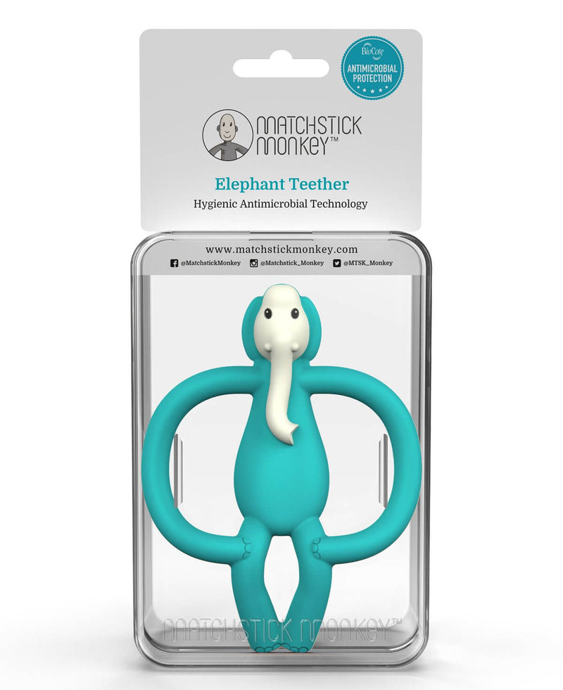 Elephant Teething Toy - Packaging