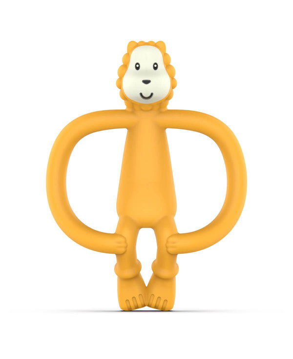 Lion Teething Toy - Front