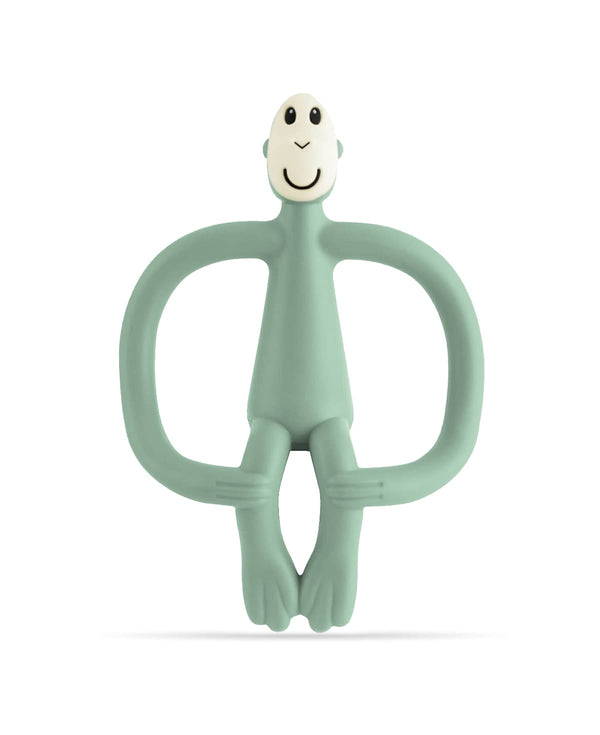 Green Monkey Teether - Front