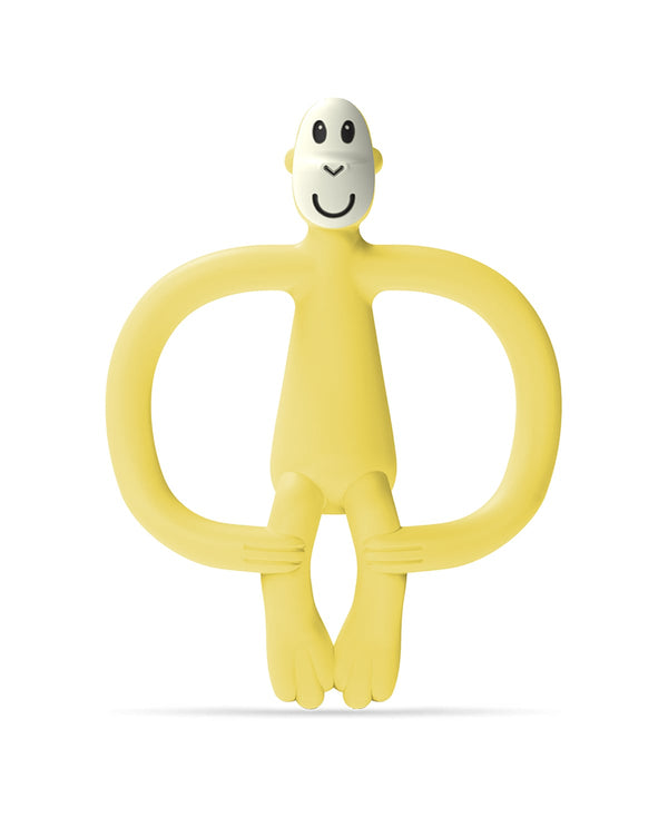 YELLOW MONKEY TEETHER