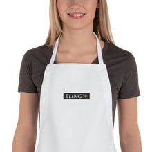 Load image into Gallery viewer, Embroidered Apron