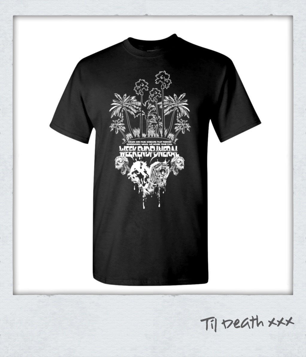 """ 'Til Death "" - by WeekendFuneral - Streetwear to Die For"