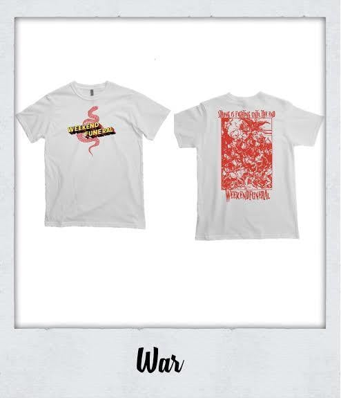 """War"" - by WeekendFuneral - Streetwear to Die For"