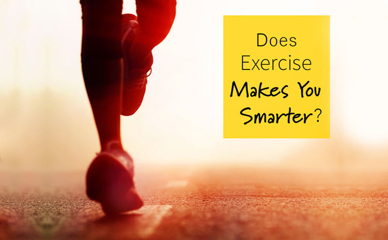 Does Exercise Makes You Smarter?