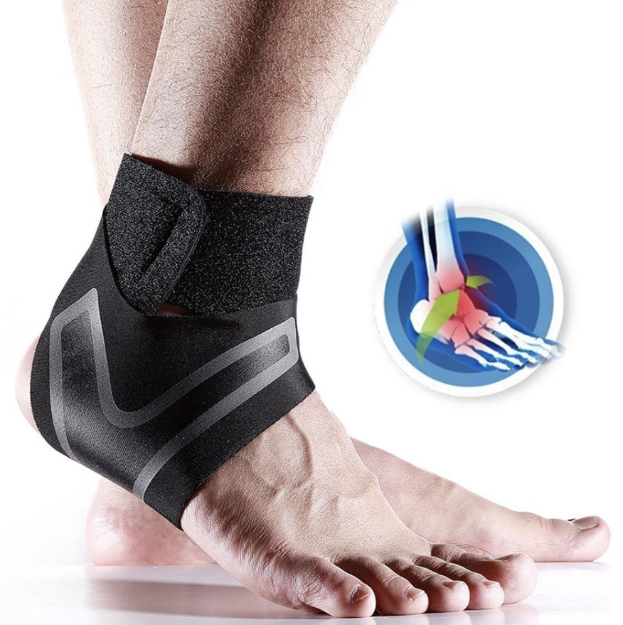 ADJUSTABLE ANKLE BRACE