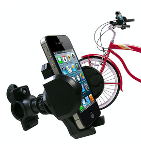 Universal Bicycle Mount for Smartphones
