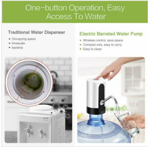 Automatic Portable Water Dispenser