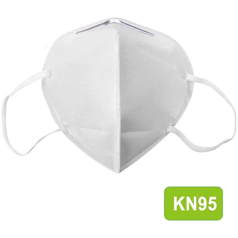 KN95 Respirator Face Masks - Pack of 5