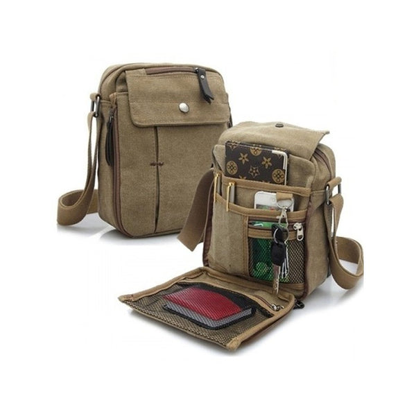 Multi-functional Canvas Traveling Bags