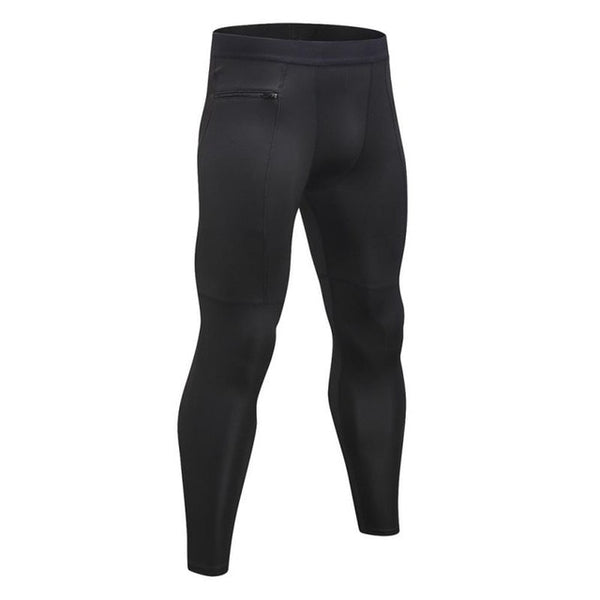 ELASTIC FITNESS TROUSER FOR MEN