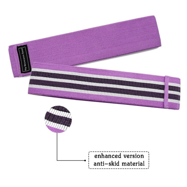 Unisex Hip Resistance Band