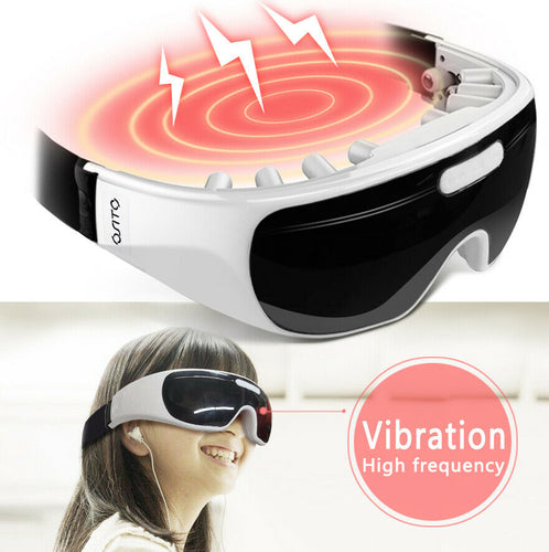 Electric Eye Massager With Magnetic Vibration