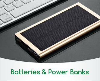 Batteries & Power Banks