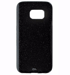 Case-Mate Naked Tough Dual Layer Case for Samsung Galaxy S7 - Black / Glitter