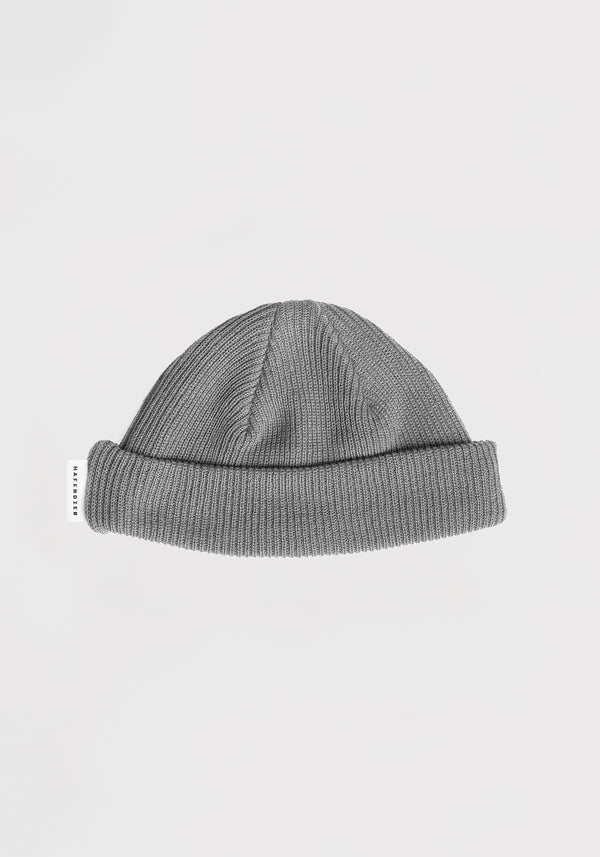 Kogge Beanie light grey-Hafendieb