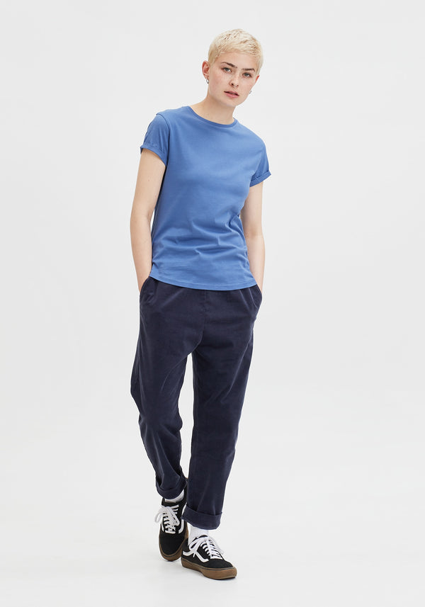Blanko T-Shirt light denim