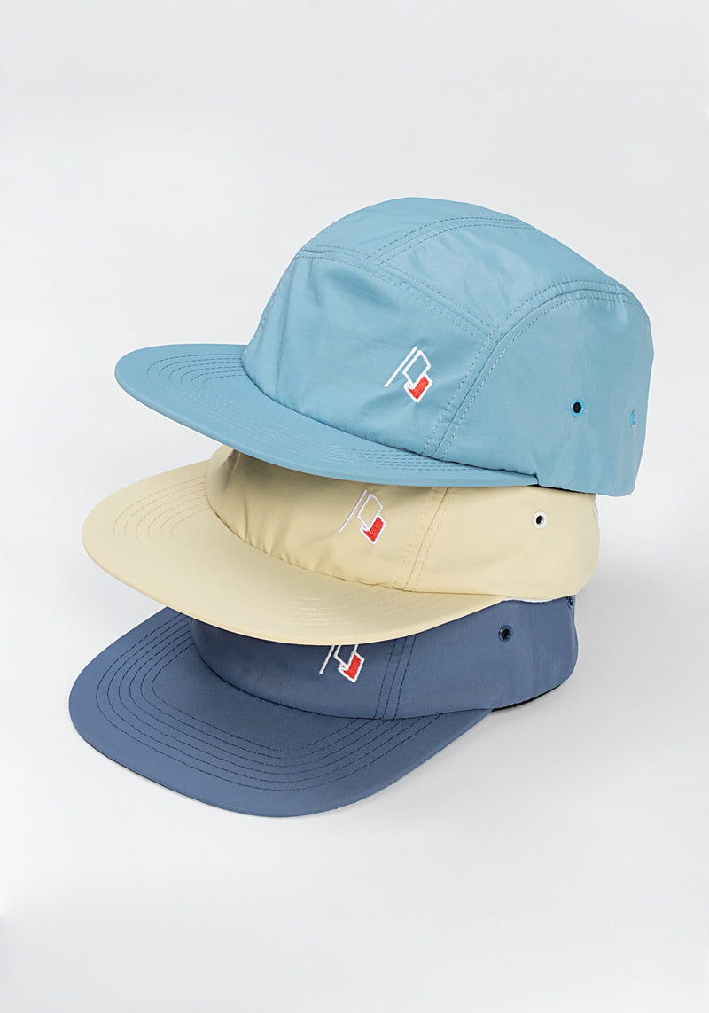 Flagge 5Panel Cap blue - Hafendieb