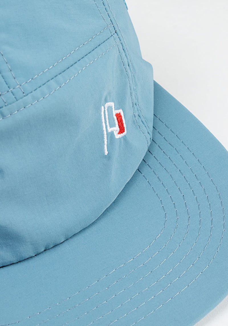 Flagge 5Panel Cap light blue - Hafendieb