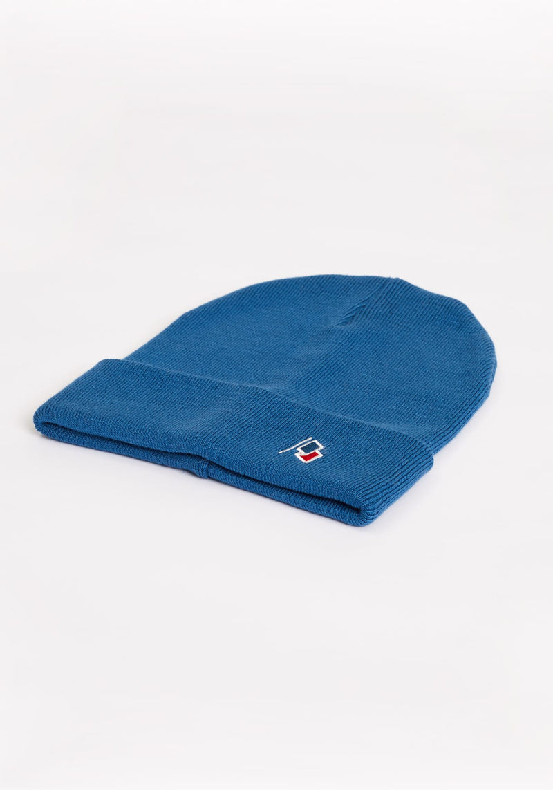 Flagge Beanie deep blue - Hafendieb