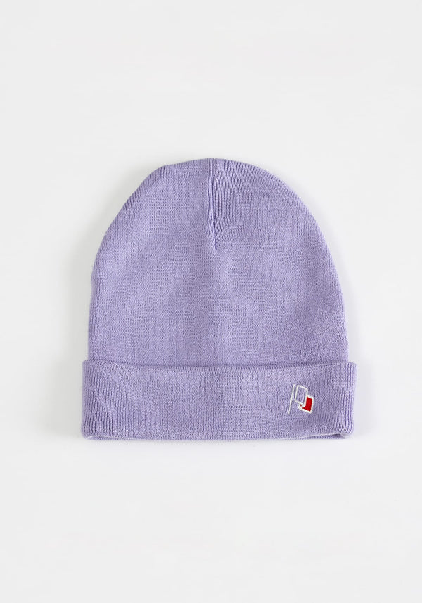 Flagge Beanie light violet - Hafendieb
