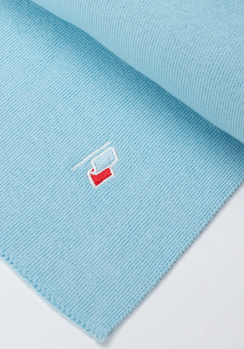Flagge Schal light blue - Hafendieb
