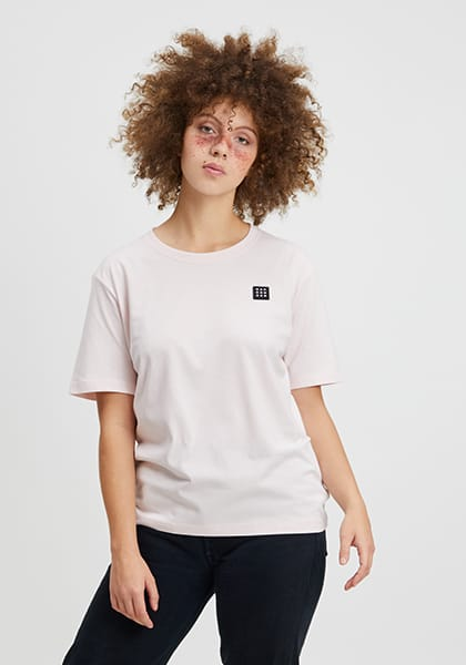 Logo Block Patch T-Shirt candy