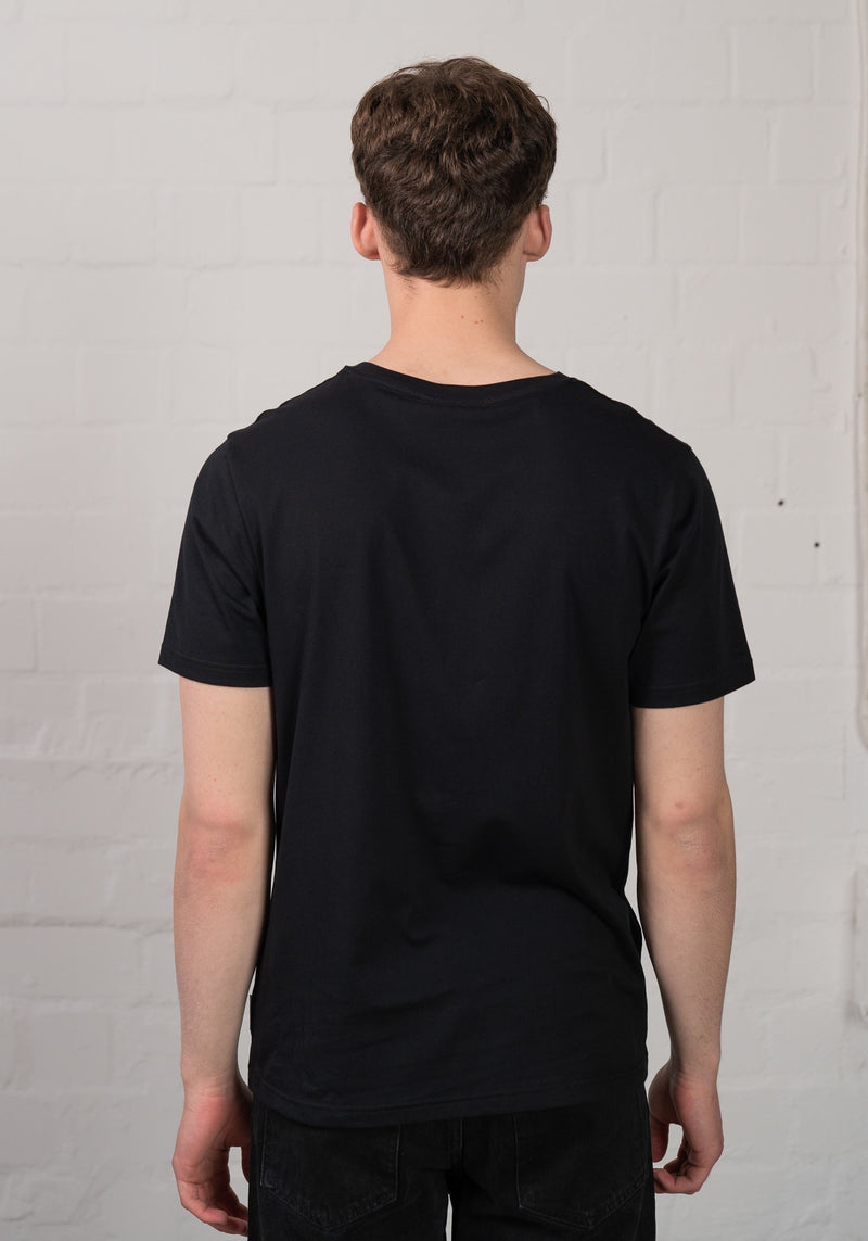 Meer T-Shirt black-Hafendieb