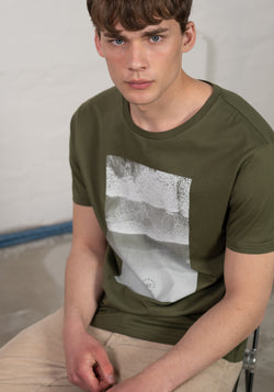 Meer T-Shirt olive