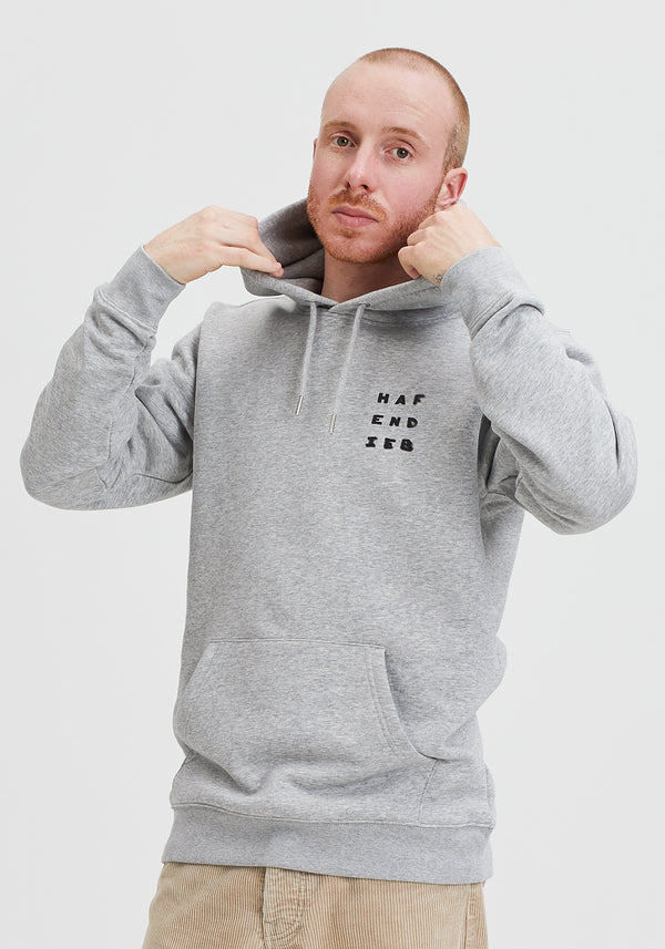 Reflexion Hoodie heather grey