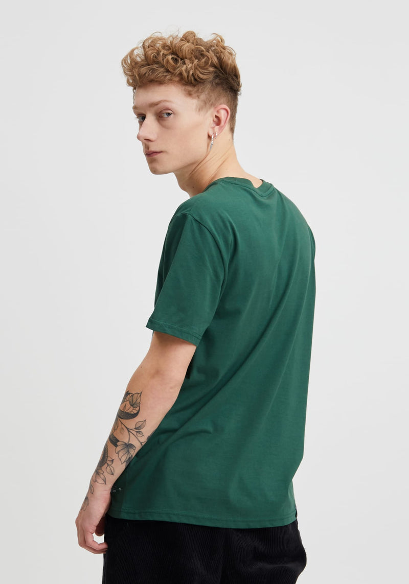 Schiff T-Shirt green - Hafendieb