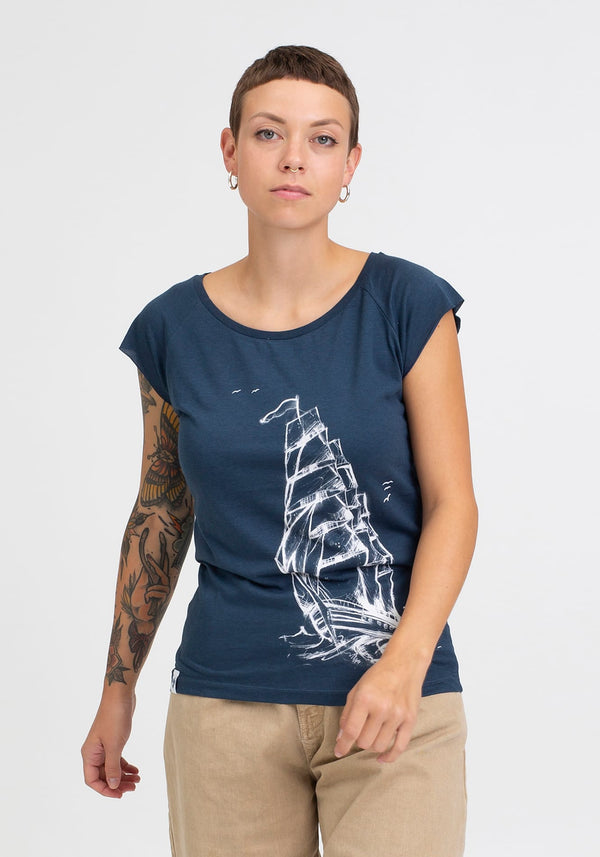 Schiff T-Shirt denim