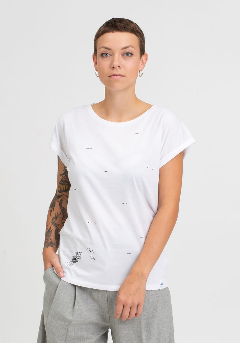 Schoner T-Shirt white