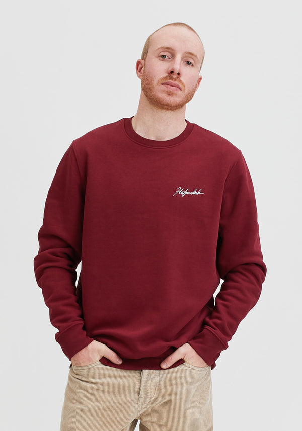 Tag Lütt Sweater burgundy-Hafendieb
