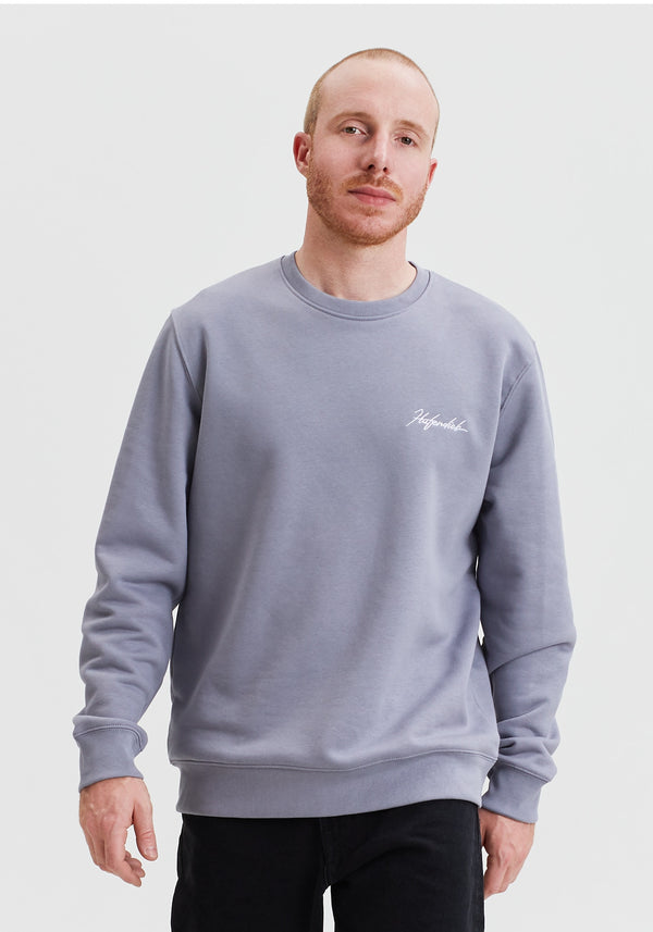 Tag Lütt Sweater mid grey-Hafendieb