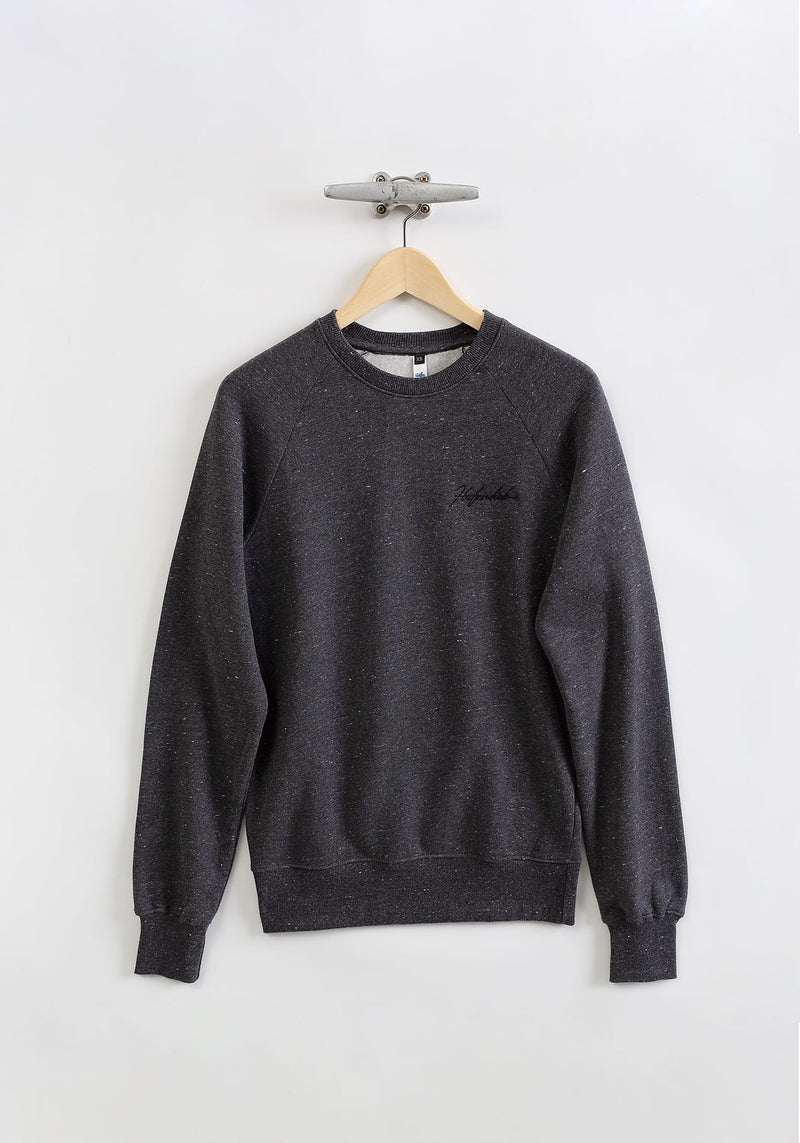 Tag Lütt Stick Sweater black twist