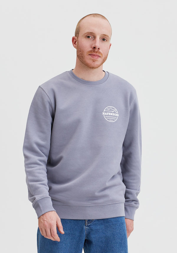 Waterkant Lütt Sweater mid grey