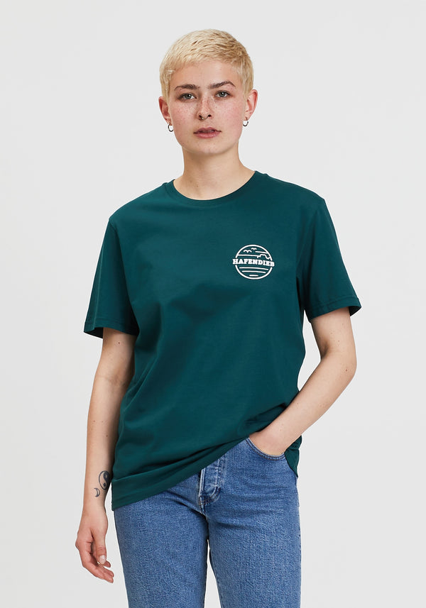 Waterkant Lütt T-Shirt bottle green