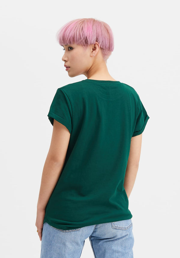 Waterkant T-Shirt green - Hafendieb