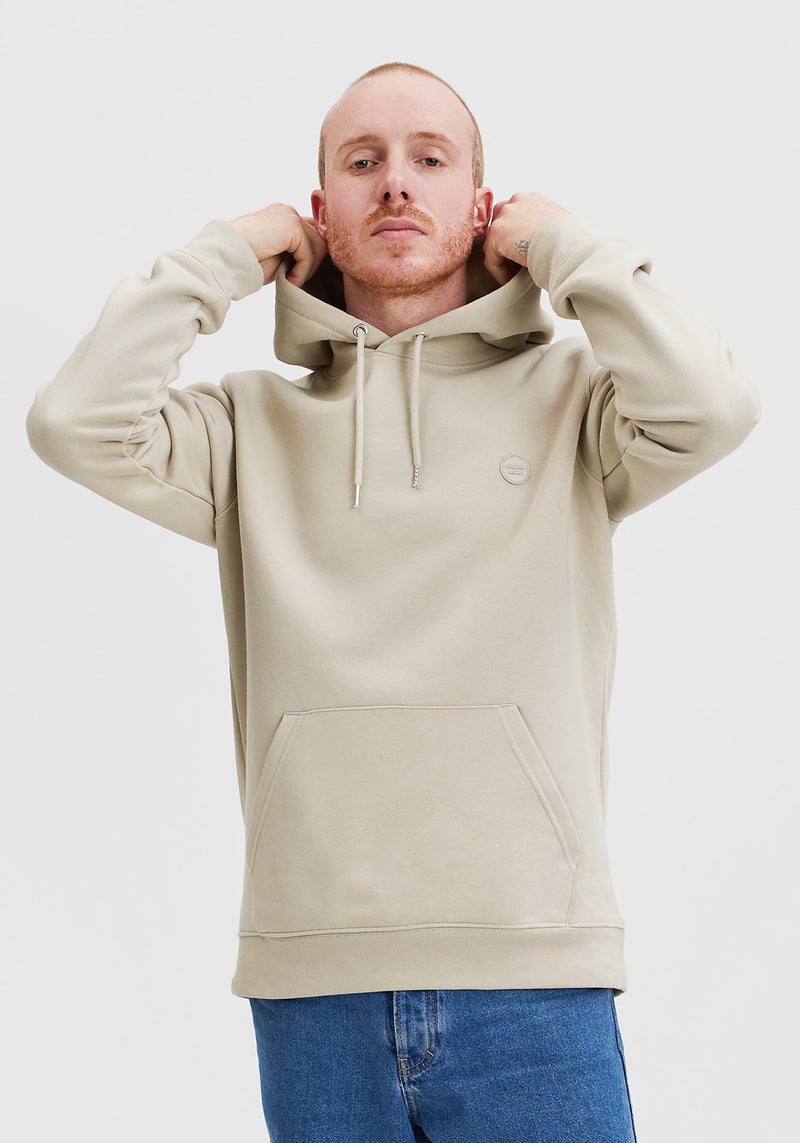 Welle Patch Hoodie dust-Hafendieb