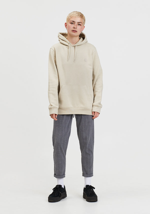Welle Patch Hoodie dust
