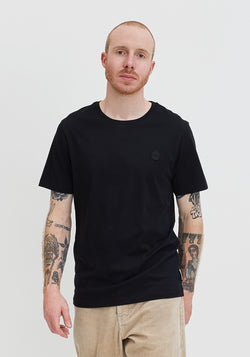 Welle Patch T-Shirt black