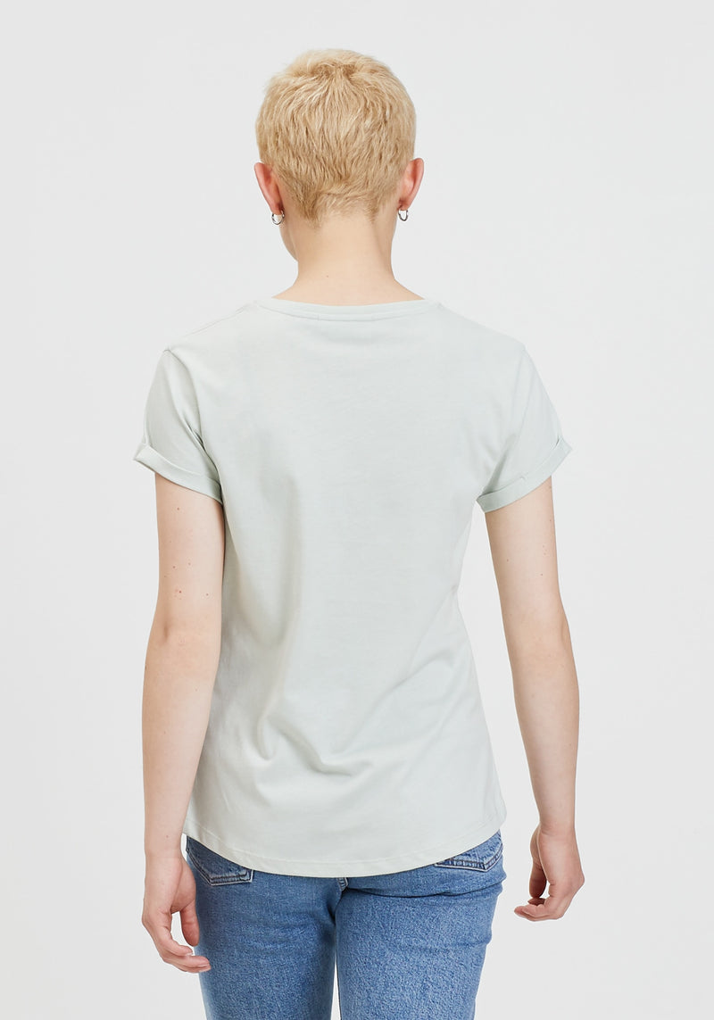 Welle Patch T-Shirt citadel