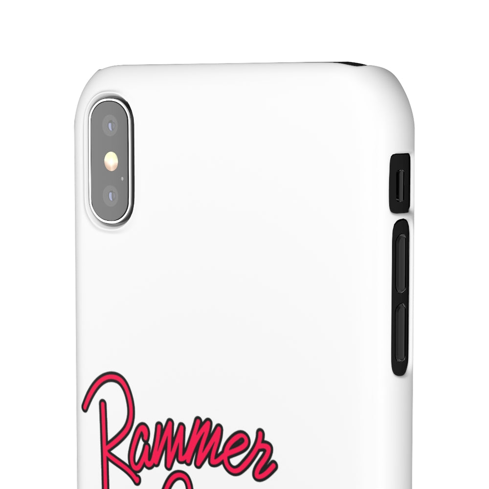 Rammer Jammer Snap Cases - FandomFix.com