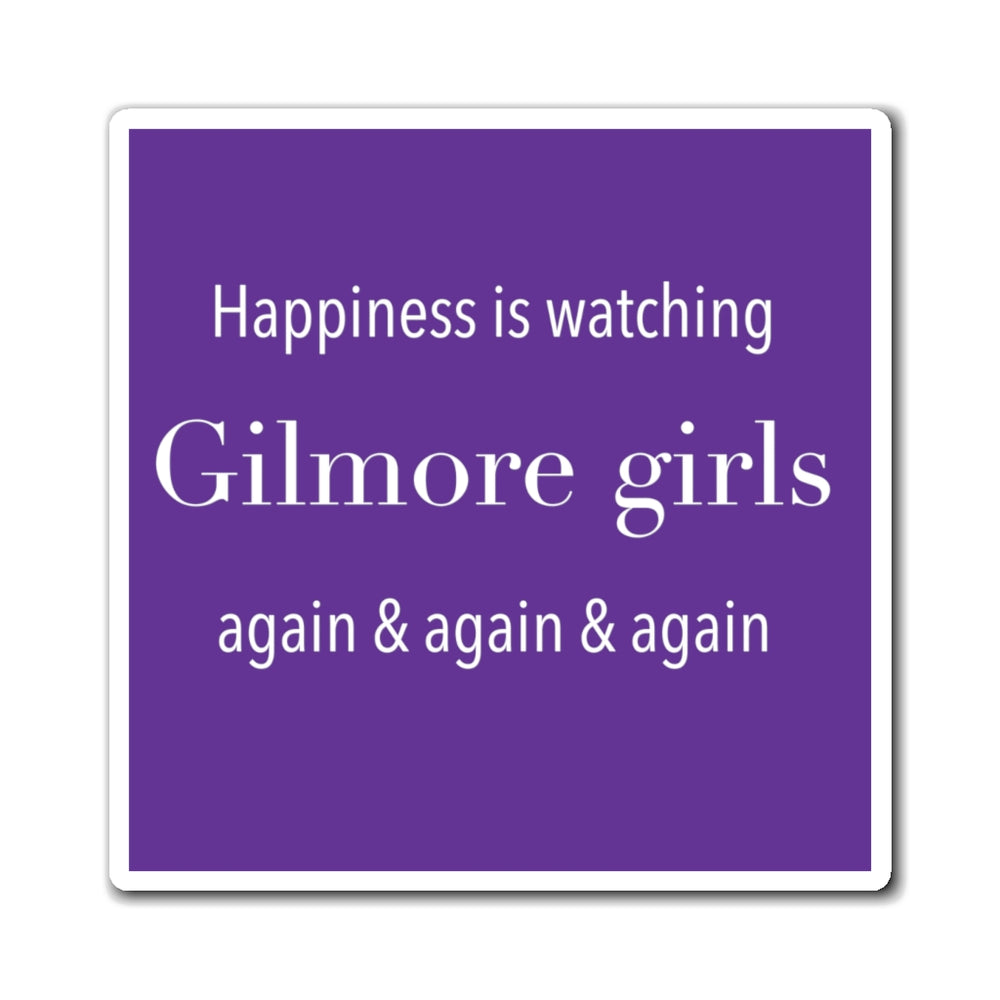 Watching Gilmore Magnets - FandomFix.com